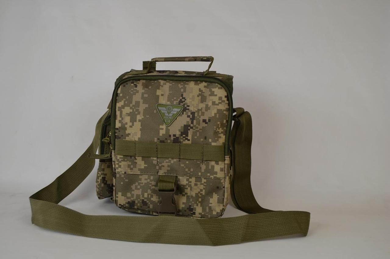 Тактическая сумка  612-01-ц