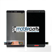 Оригинальный  Дисплей (Модуль) + Сенсор (Тачскрин) для  Huawei P8 Max (DAV-703L) (Черный)