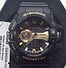 Часы Casio G-SHOCK GA-400GB-1A9 Gold