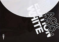 "Папка-конверт на кнопке А4 ""Black Edition"", 490618, L5602"