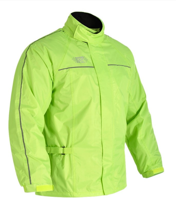 Куртка дождевик Oxford Rainseal Over Jacket Fluo 3XL