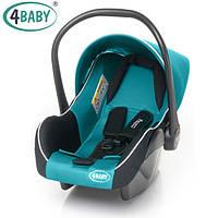 4 Baby автокресло (0+) Colby XVII (Dark Turkus)
