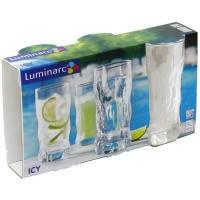 Набор стаканов luminarc Айси 400мл. 3 шт (g2764/1)