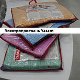 Электропростынь Yasam, Турция (160*120 см.) - согревающая простынь, фото 3