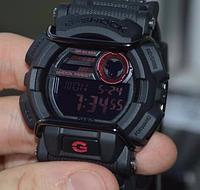 Часы Casio G-SHOCK GD-400-1ADR Sport Black Classic