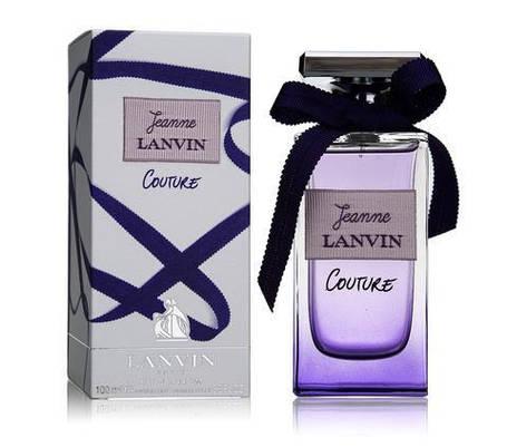 Женская парфюмерная вода LANVIN JEANNE COUTURE 100 ML реплика, фото 2