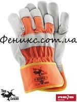Перчатки защитные из яловой кожи RSTOPER-10,5