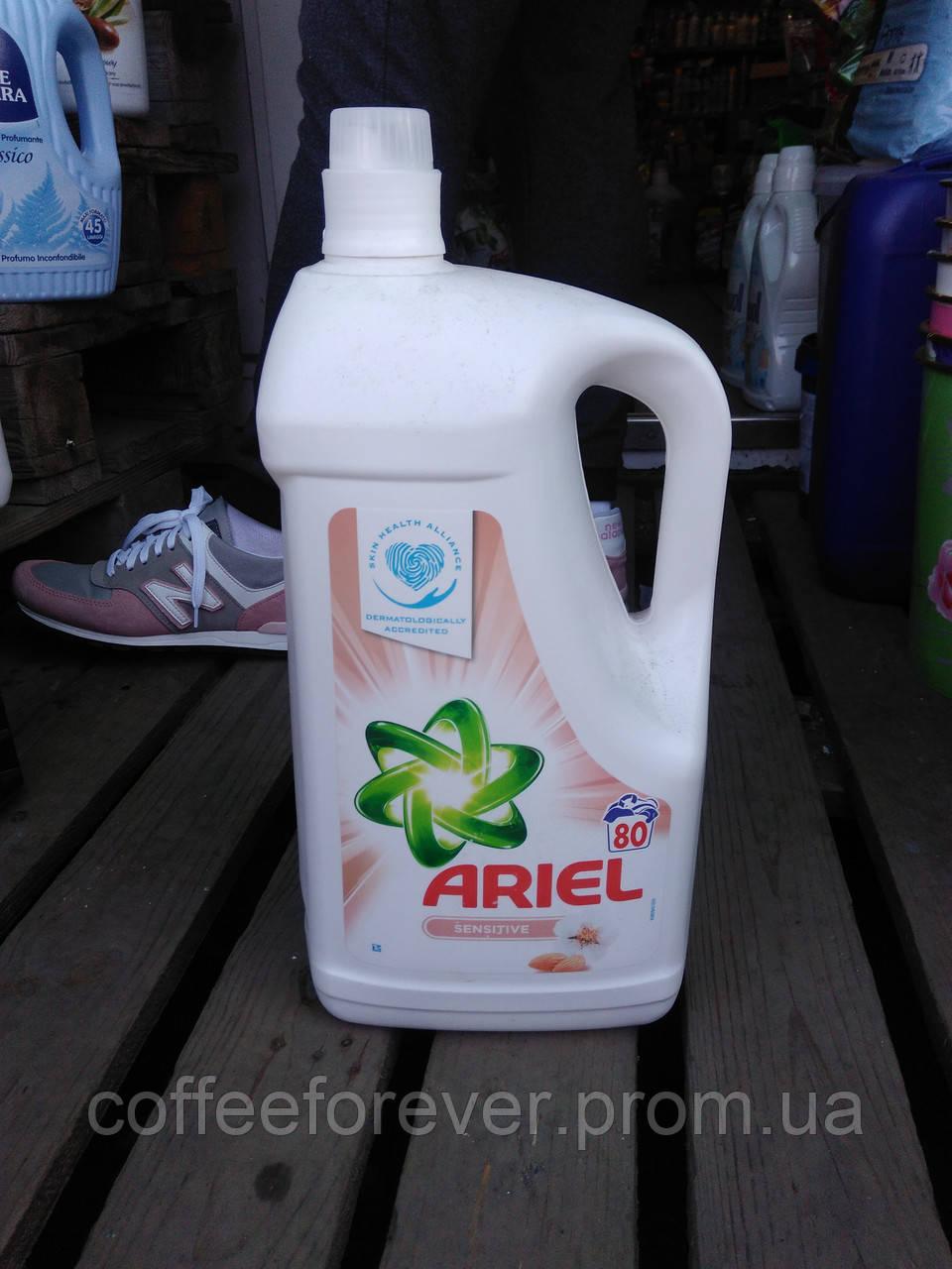 Гель для прання Ariel Sensitive - 80 6ae30bb35af89