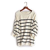 Модный стильный свитер