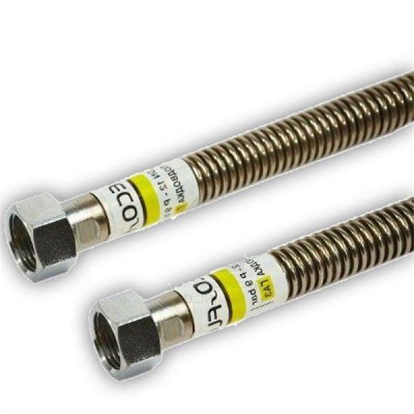 Шланг для води eco-flex 3/4 ВР 80 см