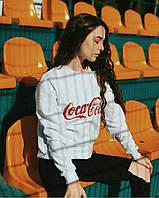 "Свитшот женский "" Coca Cola """