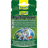 Средство Tetra Aqua Algostop Depot против водорослей, 12 таб