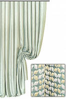 Портьерная ткань Клевер