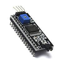 Модуль I2C для подключения LCD1602/2004 дисплея Arduino