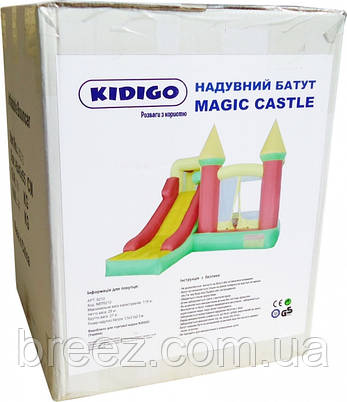 Надувной батут KIDIGO Magic Castle, фото 2