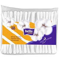 Ватные палочки Cotton, 100 шт. Bella 0330