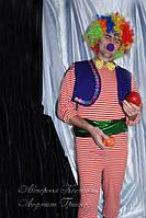 Костюм Клоуна. Прокат с париком.