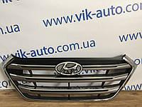 Решетка радиатора Hyundai Tucson 15-18года.