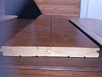 Доска половая паркет лиственница сибирская массив(18*92) с тонировкой в ваш цвет на выбор