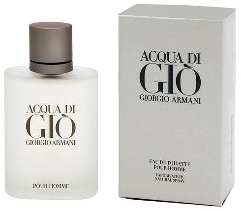 Giorgio Armani Acqua Di Gio Pour Homme туалетная вода 100 ml. (Армани Аква ди Джио Пур Хом), фото 2
