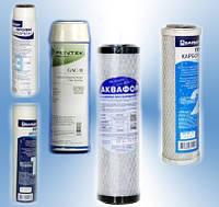 Фильтры воды, картриджи  для системы очистки воды