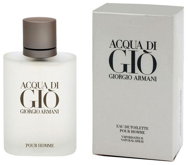 Giorgio Armani Acqua Di Gio Pour Homme туалетная вода 200 ml. (Армани Аква ди Джио Пур хом)
