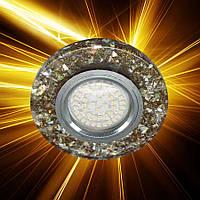 Встраиваемый светильник Feron 8585-2 с LED подсветкой 28580, фото 1