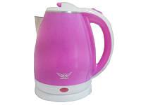 Чайник Defiant DEK1820-11_розовый