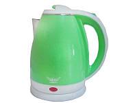 Чайник Defiant DEK1820-11_зеленый