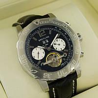 Повседневные оригинальные мужские часы BREITLING SILVER BLACK. Хорошее качество. Доступная цена. Код: КГ2119