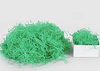 Наполнитель бумажный 25гр зеленый