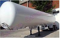 Аренда автоцистерны-полуприцепа LPG 57м3