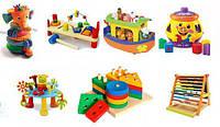 Развивающие игрушки для детей. Что выбрать?