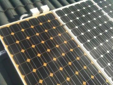 Які браки зустрічаються на сонячних батареях під час експлуатації?