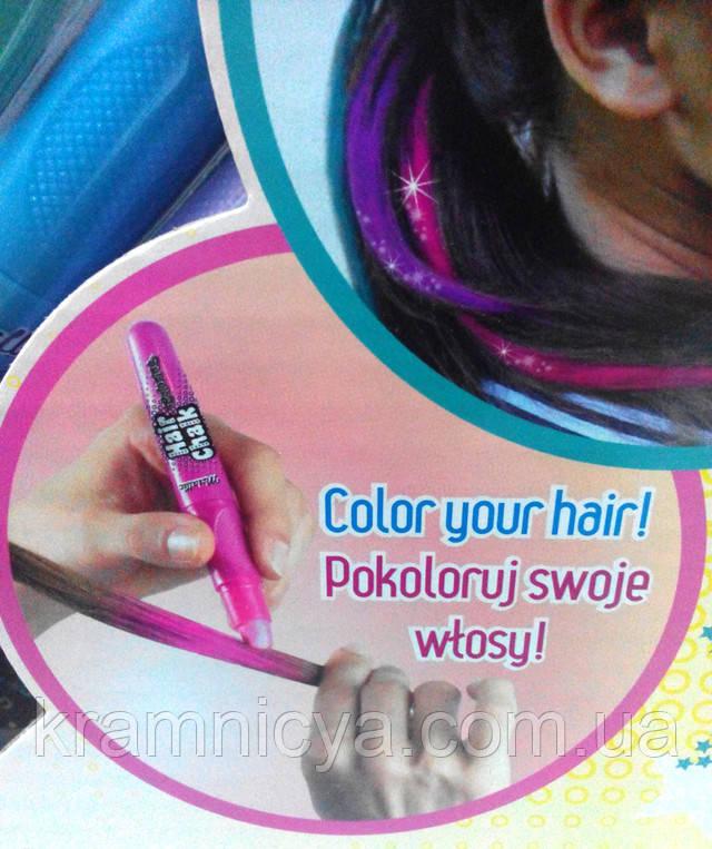 Купить краска для волос набор для творчества для девочки