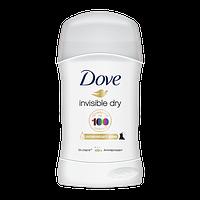 Дезодорант стик Dove Invisible dry