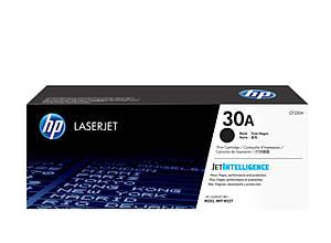Тонер-картридж HP 30A (CF230A) для LaserJet Pro M203, M227 cерій принтерів (1600 сторінок)