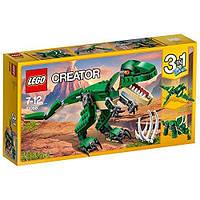 Конструктор LEGO Creator Грозный динозавр  Mighty Dinosaurs Building Toy 31058