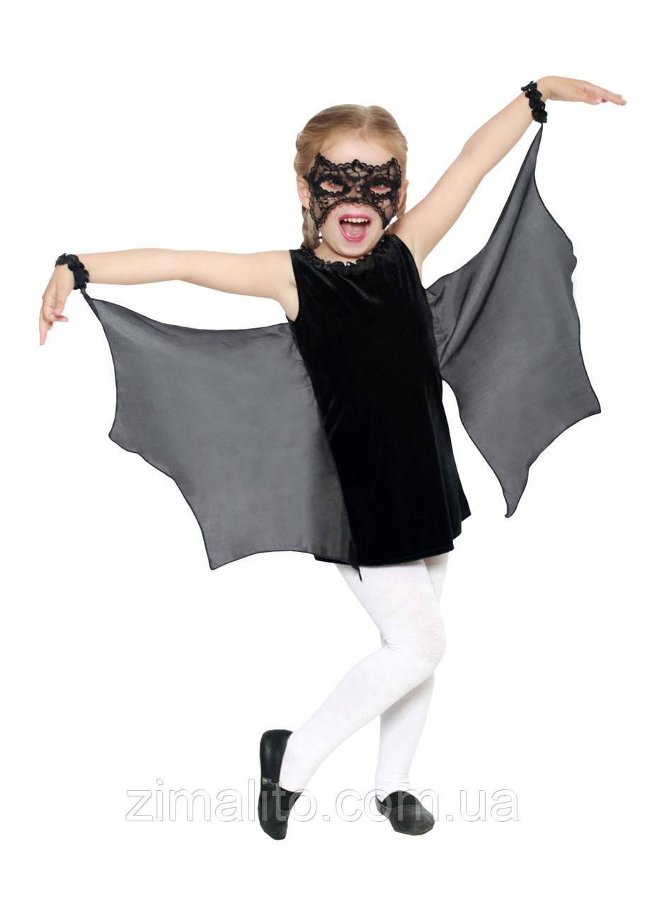 Летучая мышь карнавальный костюм детский