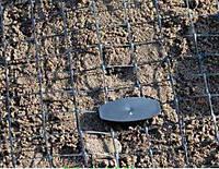 Сетка для защиты газона от кротов 1 х 100м