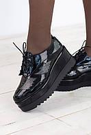 Туфли женские кожаные  RS 1716