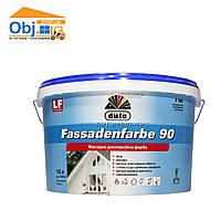 Краска Dufa Fassadenfarbe F90 краска фасадная Дюфа Фасаденфарба (10л)