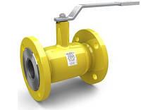 Краны шаровые для газа КШ.Ц.Ф.GAS DN65 PN25 стандартнопроходной, фланцевый