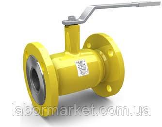 Краны шаровые для газа КШ.Ц.Ф.GAS DN15 PN40 стандартнопроходной, фланцевый - Лабораторный маркет в Харькове