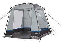 Многофункциональная палатка High Peak Veneto из полиэстера, каркас - стекловолокно/сталь, серая, 924086