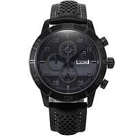 Мужские наручные часы Shark Striped черные