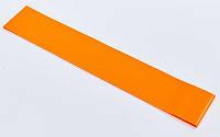 Фитнес лента (лента сопротивления) LOOP BANDS LB-001-OR (15 кг)