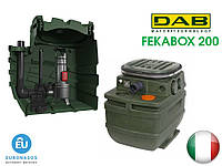 DAB FEKABOX 200 - ёмкость для канализационной насосной станции