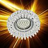 Встраиваемый светильник Feron CD2540 с LED подсветкой 27966