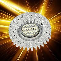 Встраиваемый светильник Feron CD2540 с LED подсветкой 27966, фото 1